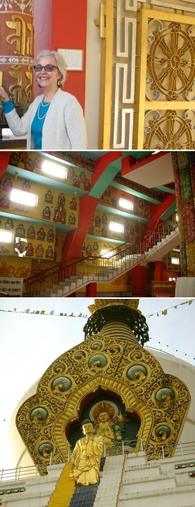 India, Mindrolling Monastery, Clementown, 2011